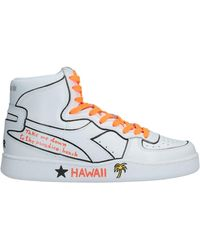 Diadora - High-tops & Sneakers - Lyst