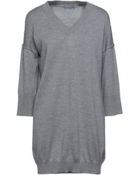 Vengera Pullover - Grau
