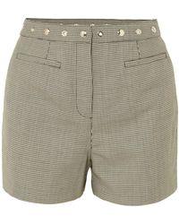 ALEXACHUNG Shorts & Bermuda Shorts - Black