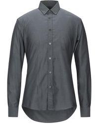 Grey Daniele Alessandrini Camisa - Gris