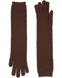 Gentry Portofino Gloves - Brown