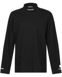 Daniele Alessandrini Homme Sweatshirt - Black