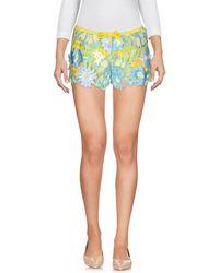 Agogoa Shorts - Yellow