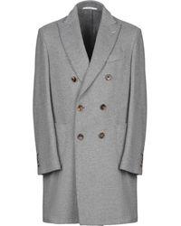 Aglini Coat - Gray