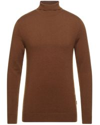 Only & Sons Turtleneck - Brown