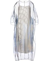 Maison Margiela Long Dress - Multicolour
