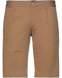 Daniele Alessandrini Homme Shorts & Bermuda Shorts - Natural