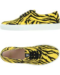 Boutique Moschino Low-tops & Sneakers - Yellow