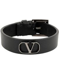 Valentino Garavani Bracelet - Noir