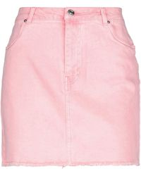 ONLY Jeansrock - Pink