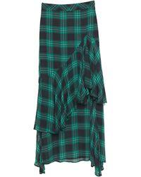 Ainea Long Skirt - Green