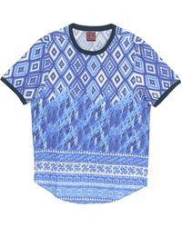 Stella Jean T-shirt - Blue