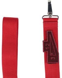 A_COLD_WALL* Autre accessoire - Rouge