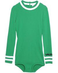 Valentino Pullover - Grün