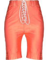 Unravel Project Leggings - Arancione