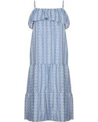 Brigitte Bardot - 3/4 Length Dresses - Lyst