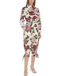 Dolce & Gabbana Jumpsuit - White