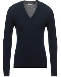 Dries Van Noten Pullover - Bleu
