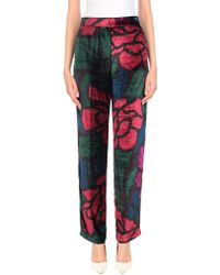 Maliparmi Pantalone - Multicolore
