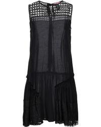 DV ROMA - Knee-length Dress - Lyst