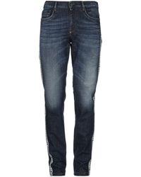 Bikkembergs Pantalones vaqueros - Azul