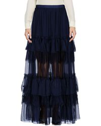 Three Floor - Long Skirt - Lyst