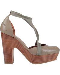 INTROPIA Court Shoes - Multicolour