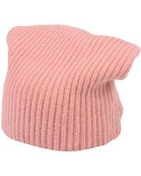 Alpha Studio Hat - Pink