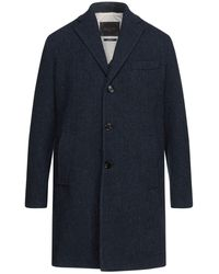 Paltò Coat - Blue