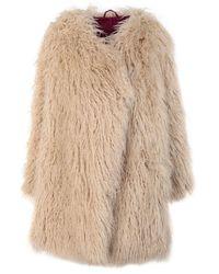 Free People Teddy Coat - Natural