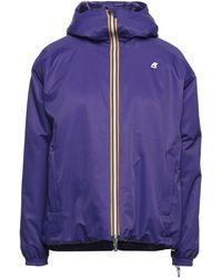 K-Way Jacket - Purple