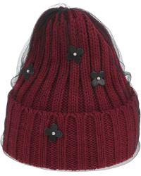 CA4LA Mützen & Hüte - Rot