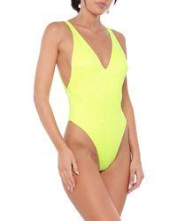 Miss Bikini Luxe Bañador - Verde