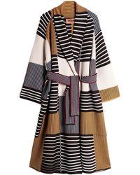 Missoni Overcoat - Brown