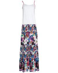 Nolita Long Dress - White