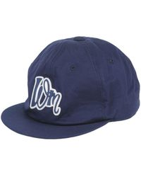 White Mountaineering Hat - Blue