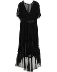 Ulla Johnson Knee-length Dress - Black