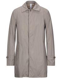DISTRETTO 12 Overcoat - Grey