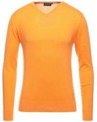 Dimattia Sweater - Orange