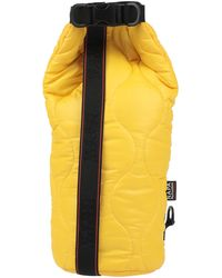Napapijri Cross-body Bag - Yellow