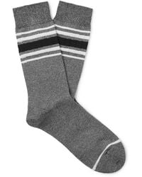 N/A - Necessary Anywhere Calcetines cortos - Gris