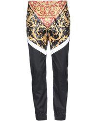 Versace Casual Trouser - Black