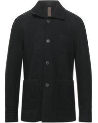 Eleventy Manteau long - Noir