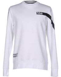Hood By Air Sweat-shirt - Blanc