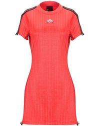 Alexander Wang Short Dress - Red