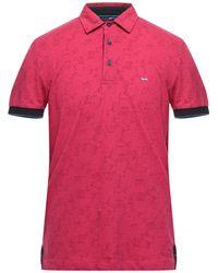 Gas Polo Shirt - Pink