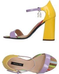 Patrizia Pepe Sandals - Purple