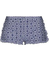 Michael Kors Shorts - Blue