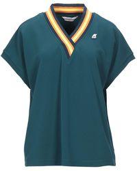K-Way T-shirt - Vert