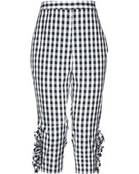 Boutique Moschino - 3/4-length Trousers - Lyst
